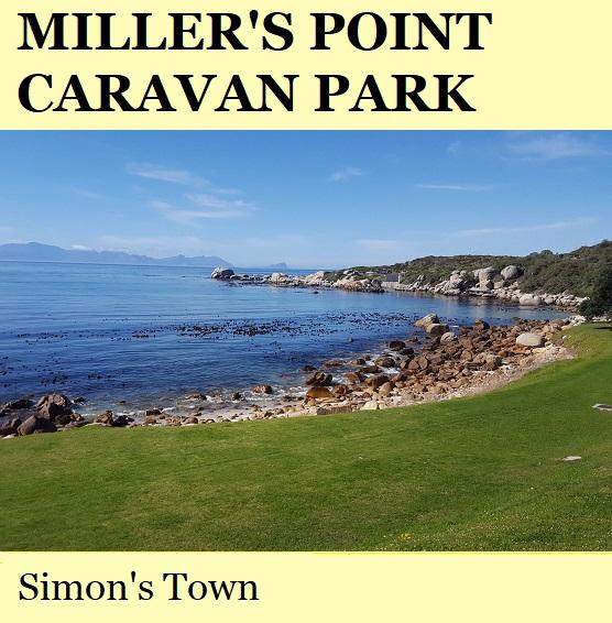 Millers Point Caravan Park - Simons Town