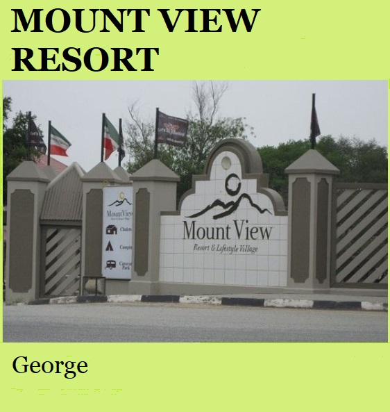 Mount View Resort - George