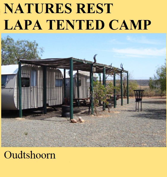 Natures Rest Lapa Tented Camp - Oudtshoorn