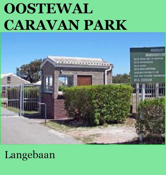 Oostewal Caravan Park - Langebaan
