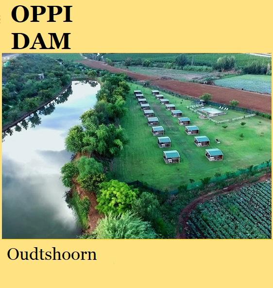 Oppi Dam - Oudtshoorn