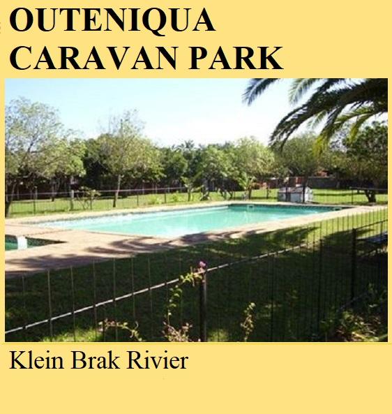 Outeniqua Caravan Park - Klein Brakrivier