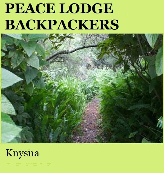 Peace Lodge Backpackers - Knysna