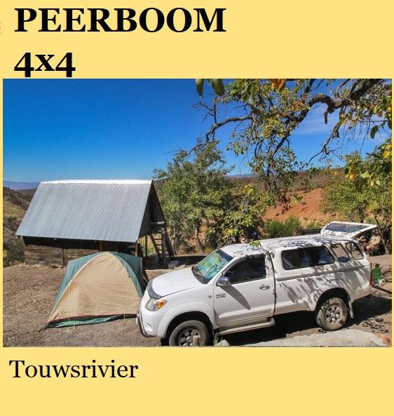 Peerboom 4x4 - Touwsrivier