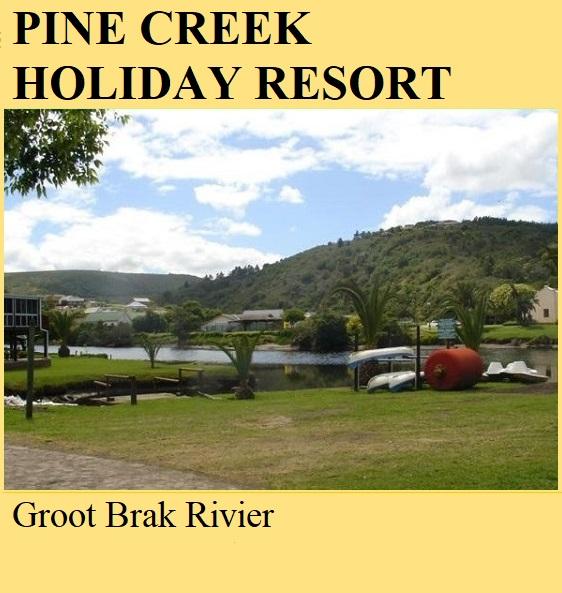 Pine Creek Holiday Resort - Groot Brakrivier