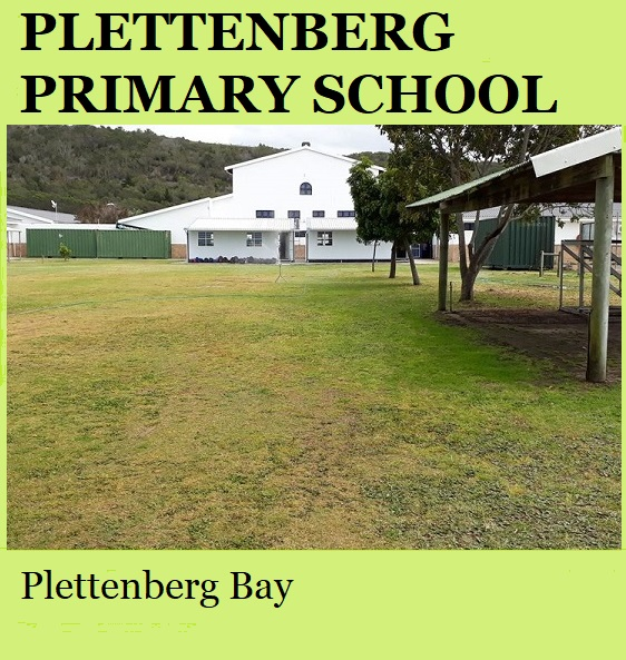 Plettenberg Primary School - Plettenberg Bay