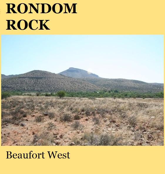 Rondom Rock - Beaufort West