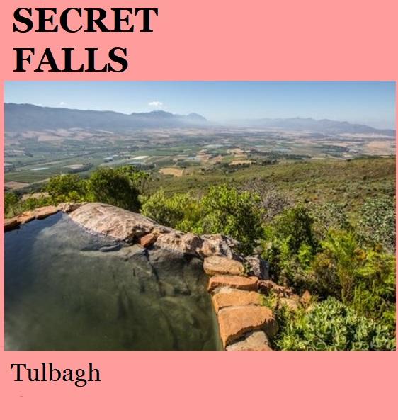 Secret Falls - Tulbagh