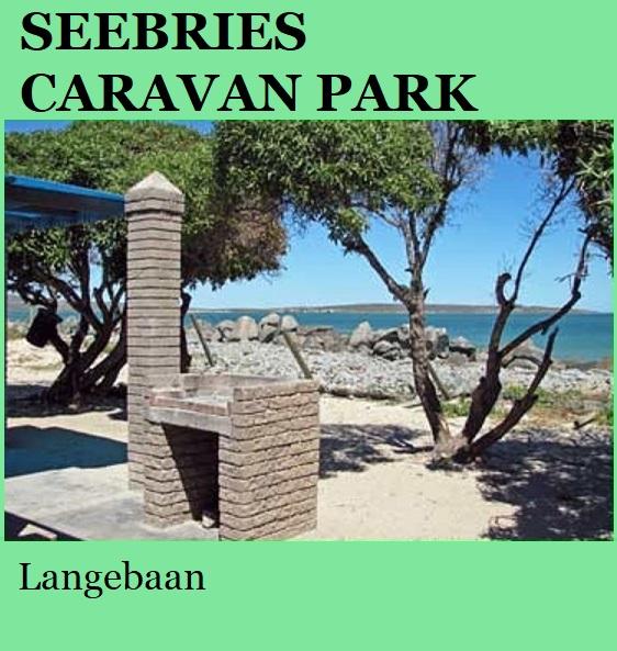 Seebries Caravan Park - Langebaan