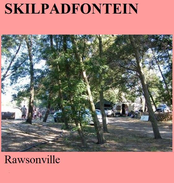 Skilpadfontein - Rawsonville