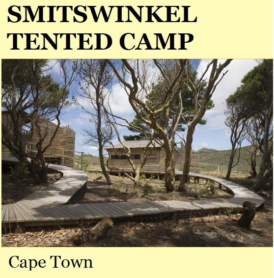Smitswinkel Tented Camp - Cape Town