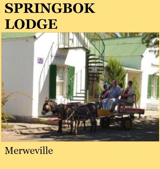 Springbok Lodge - Merweville