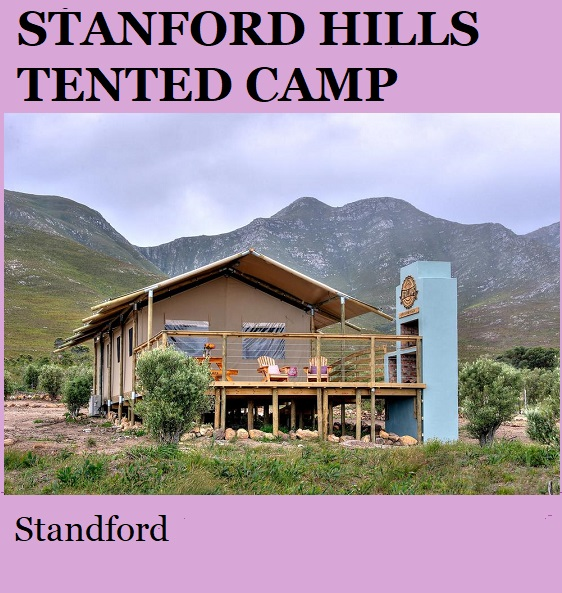Stanford Hills Tented Camp - Stanford