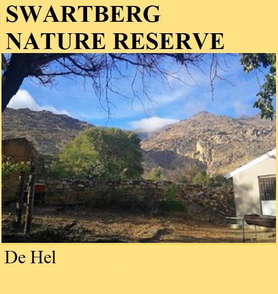 Swartberg Nature Reserve - De Hel