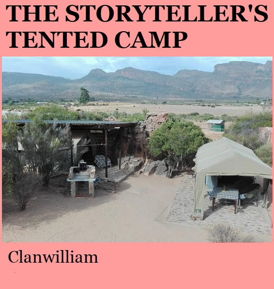 The Storytellers Tented Camp - Clanwilliam