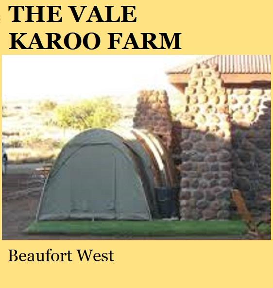 The Vale Karoo Farm - Beaufort West
