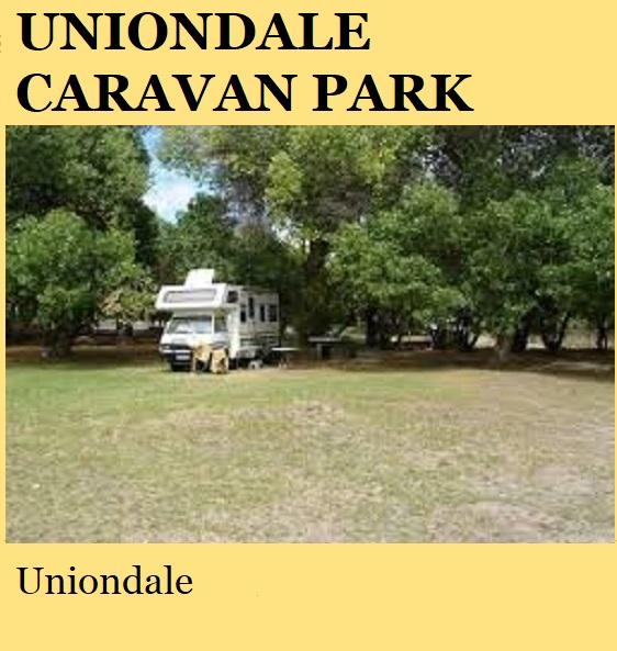 Uniondale Caravan Park - Uniondale