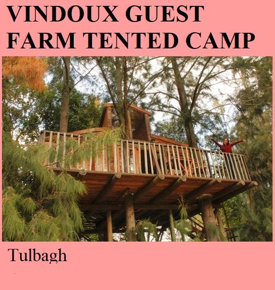 Vindoux Guest Farm Tented Camp - Tulbagh