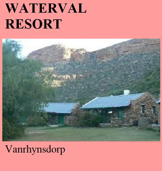 Waterval Resort - Vanrhynsdorp