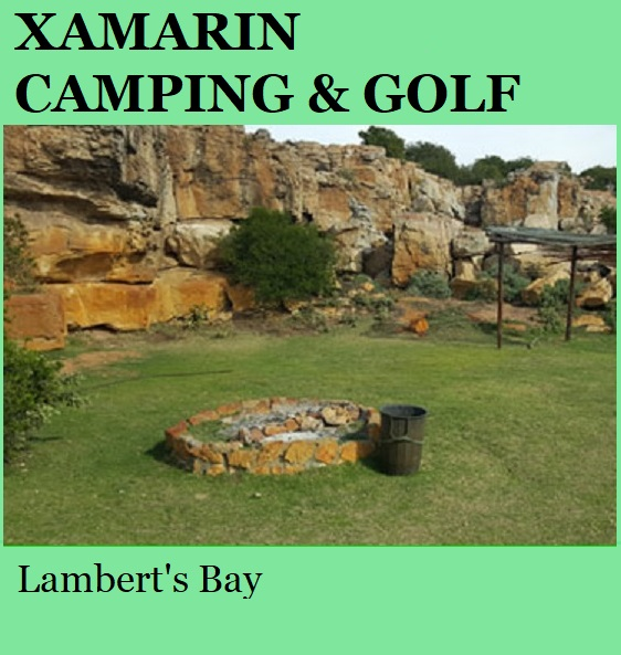 Xamarin Camping and Golf - Lamberts Bay