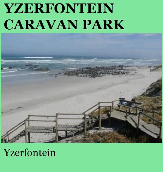 Yzerfontein Caravan Park - Yzerfontein