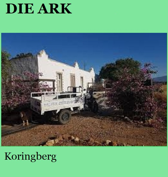 Die Ark - Koringberg