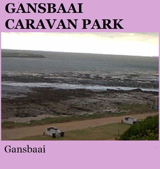 Gansbaai Caravan Park - Gansbaai
