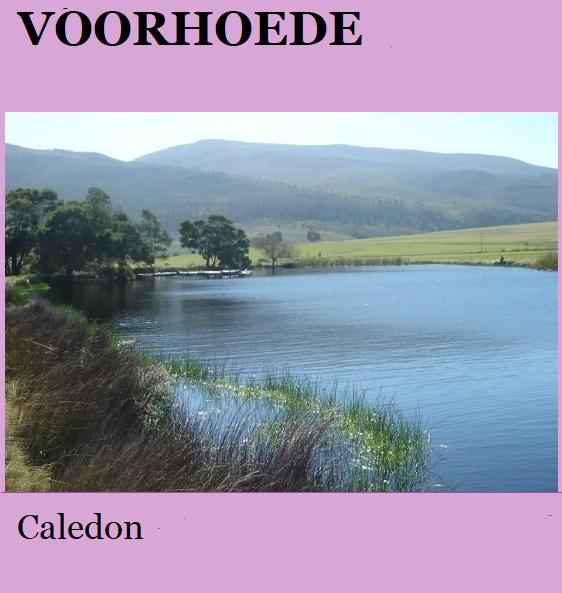 Voorhoede - Caledon