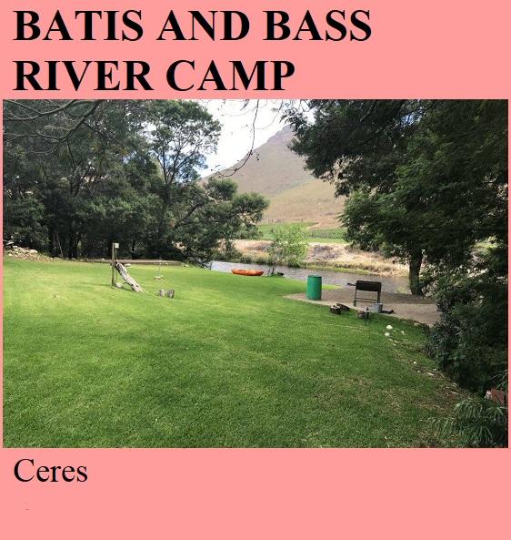 Batis and Bass River Camp - Ceres