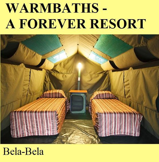 Warmbaths Tented Camp - Bela Bela