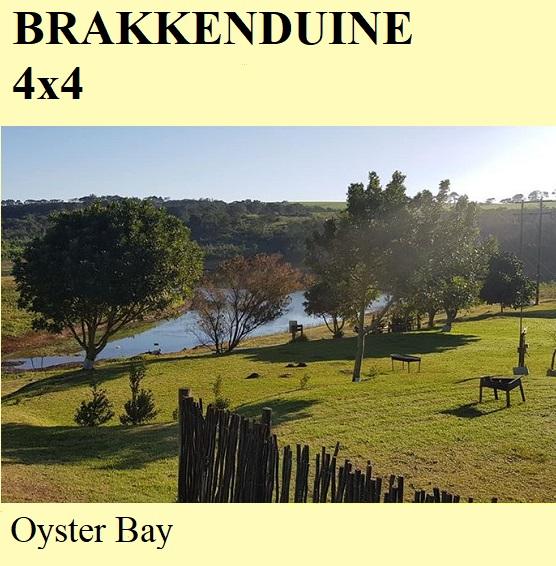 Brakkenduine 4x4 - Oyster Bay