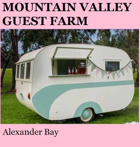 Mountain Valley Guest Farm - Alexander Bay