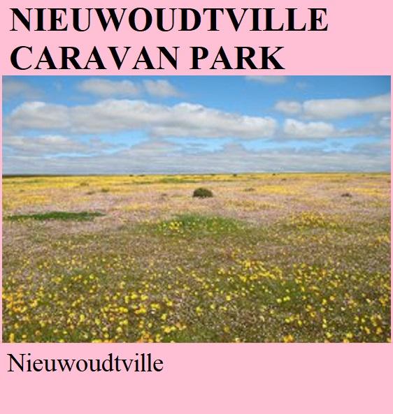 Nieuwoudtville Caravan Park - Nieuwoudtville