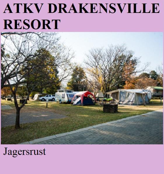 ATKV Drakensville Resort - Jagersrust