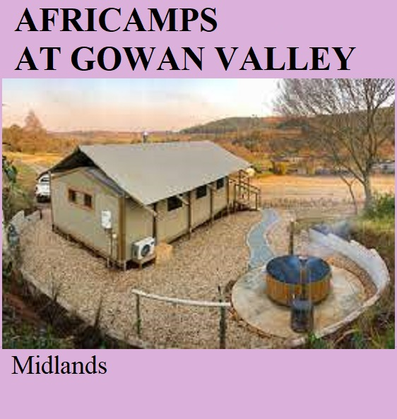 Africamps at Gowan Valley - Midlands