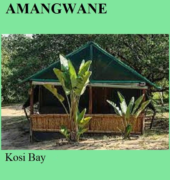 Amangwane - Kosi Bay