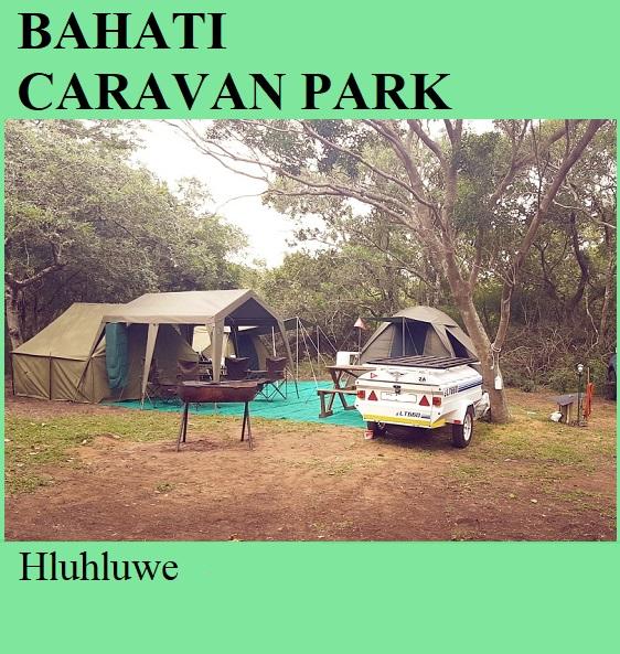 Bahati Caravan Park - Hluhluwe