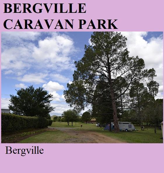 Bergville Caravan Park - Bergville