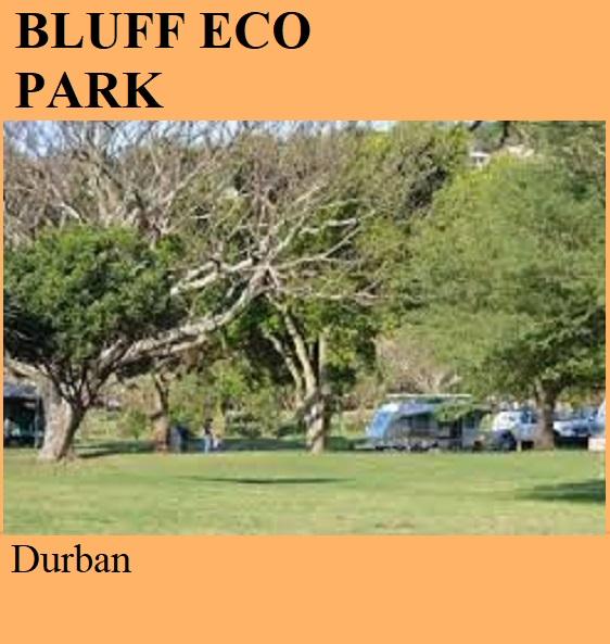 Bluff Eco Park - Durban