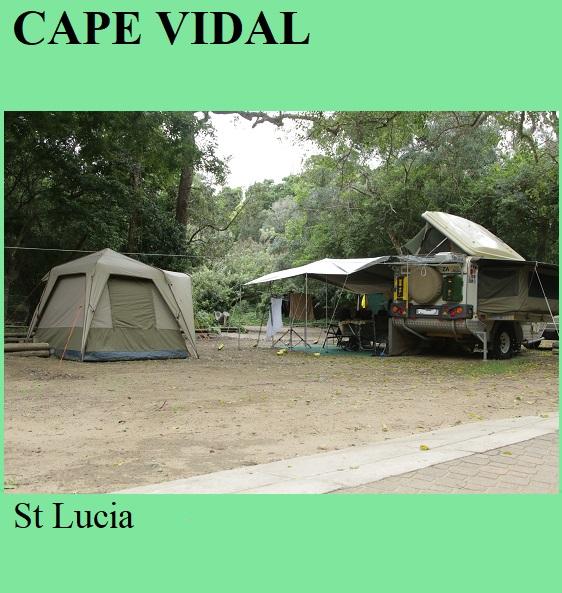 Cape Vidal - St Lucia