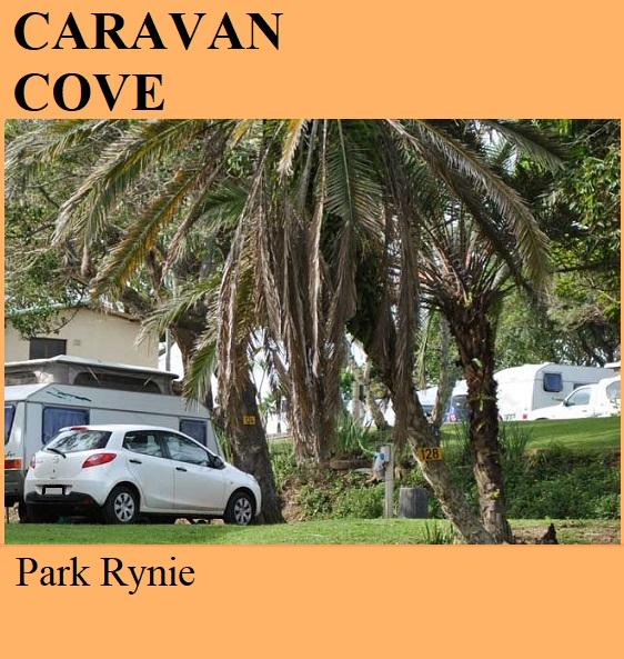Caravan Cove - Park Rynie