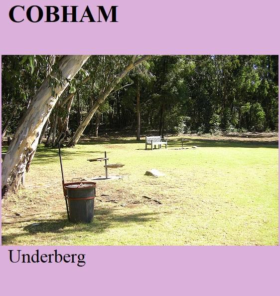 Cobham - Underberg