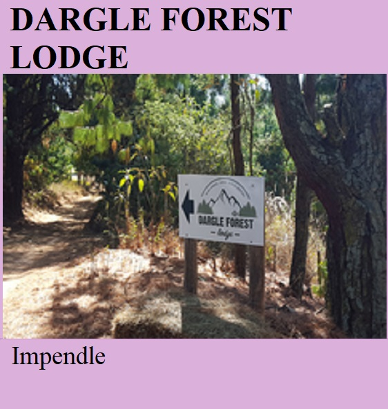 Dargle Forest Lodge - Impendle