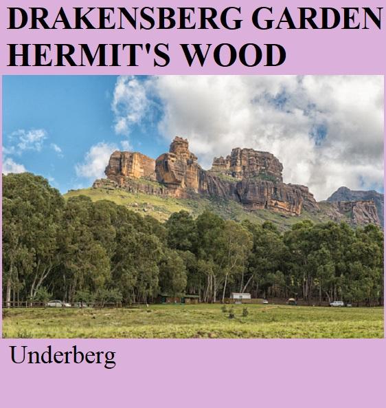 Drakensberg Garden Hermit's Wood - Underberg