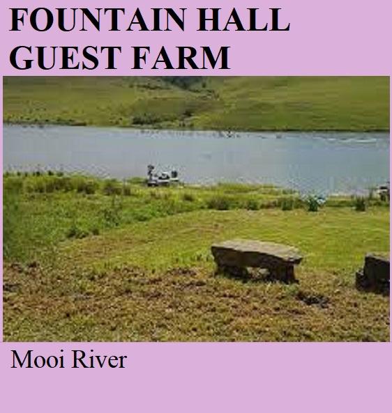 Fountain Hall Guest Farm - Mooi River