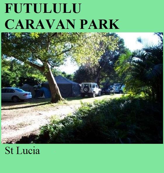 Futululu Caravan Park - St Lucia