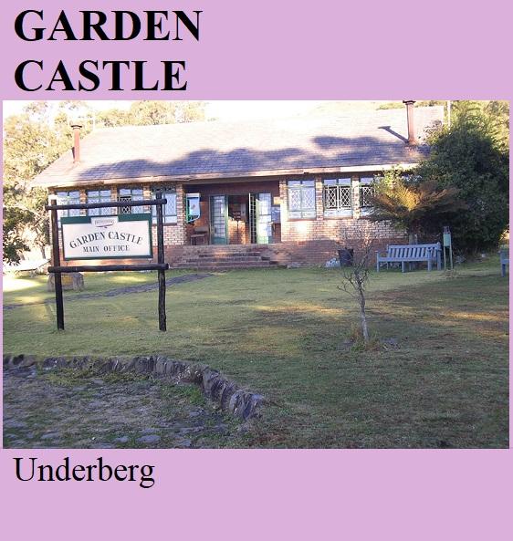 Garden Castle - Underberg