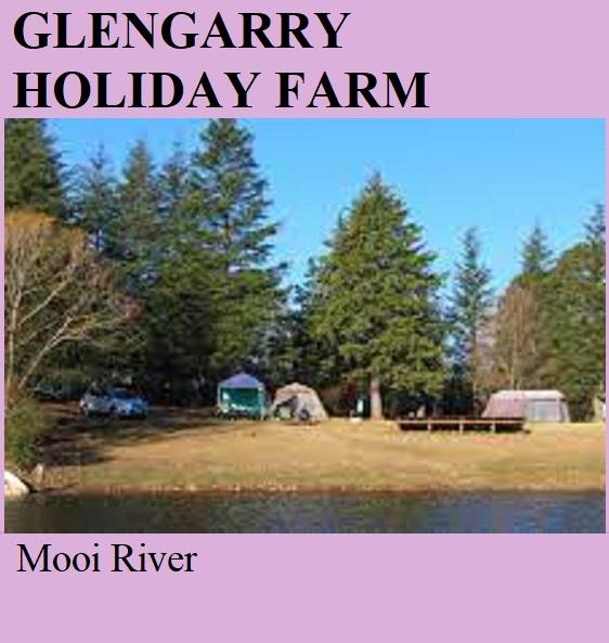 Glengarry Holiday Farm - Mooi River