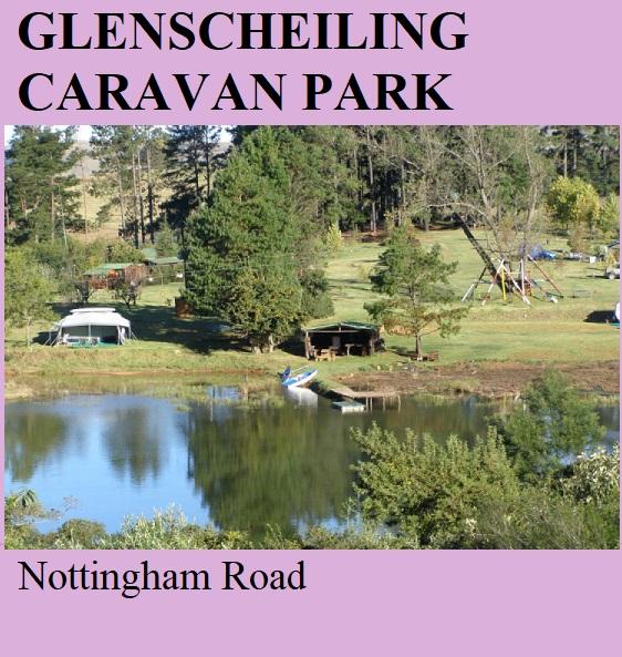 Glenscheiling Caravan Park - Nottingham Road