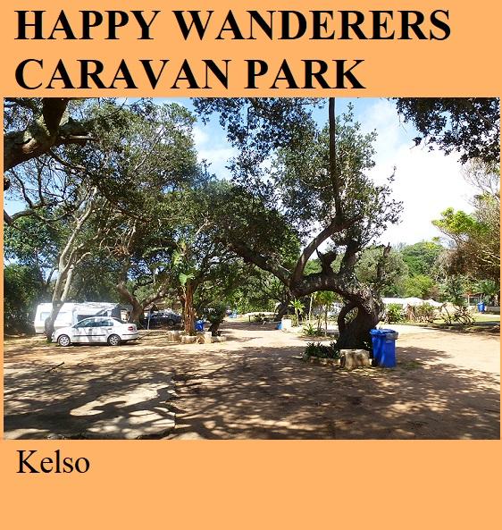 Happy Wanderers Caravan Park - Kelso